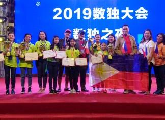 Filipino Puzzlers Sudoku Champion