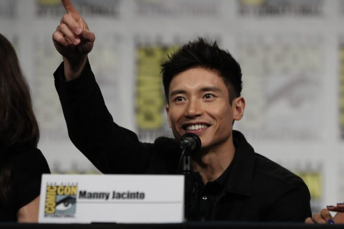 Manny Jacinto's The Good Place