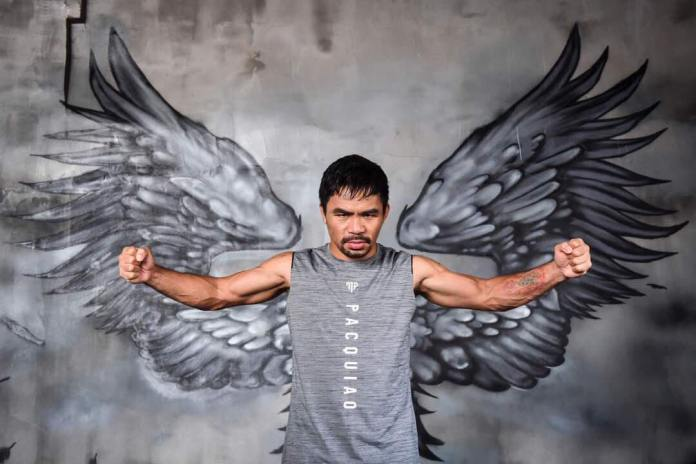 Manny Pacquiao cryptocurrency