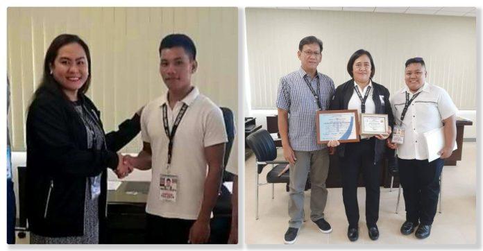 Bohol airport employees