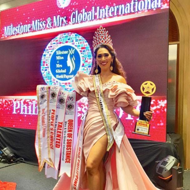 Emilia Hann Globe International Queen