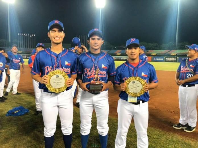 Asian All-Star Baseball Team