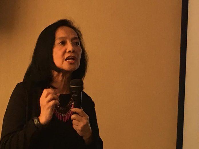 Lisa Dacanay World Economic Forum