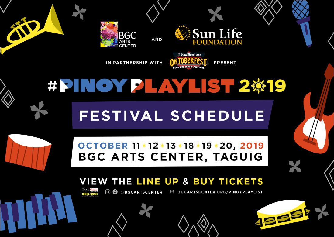 Pinoy Playlist Music Festival