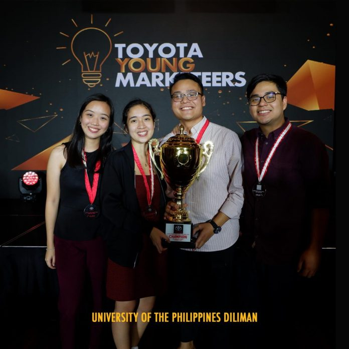 Toyota Young Marketeers Challenge