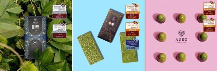 Davao's Auro Chocolate World Awards