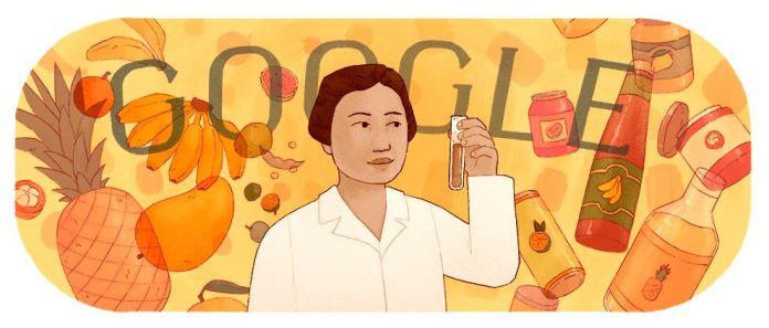 Maria Ylagan Orosa Google doodle Filipino banana ketchup