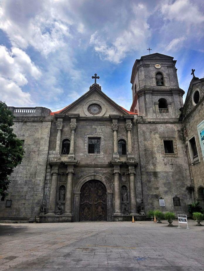 San Agustin Intramuros restoration