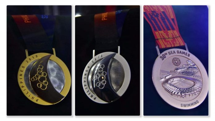 SEA Games medals Daniel dela Cruz