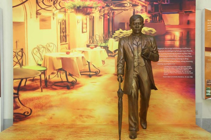 Jose Rizal 123rd Anniversary