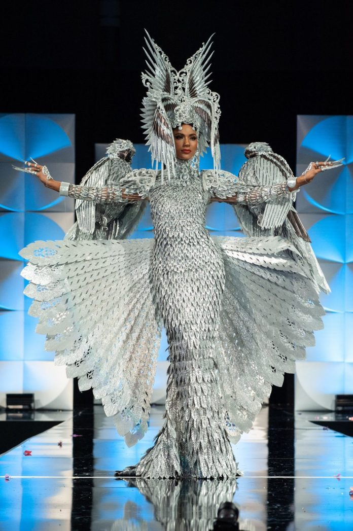Gazini Ganados National Costume award