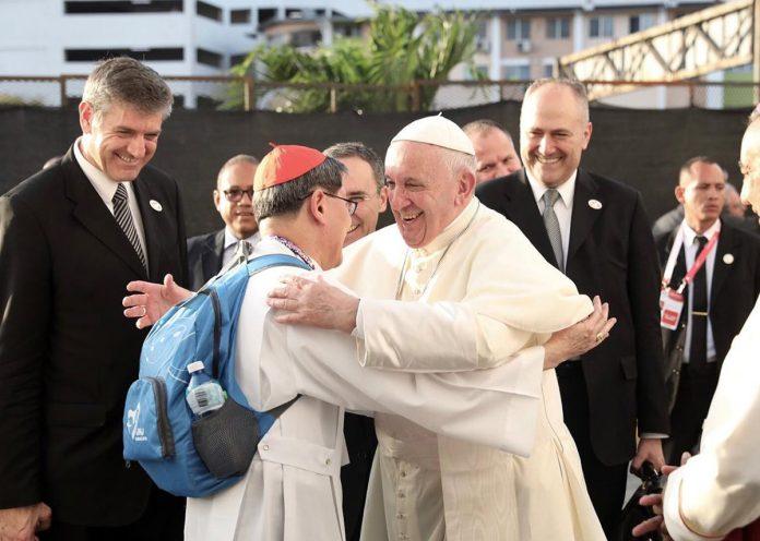 Pope Francis Simbang Gabi