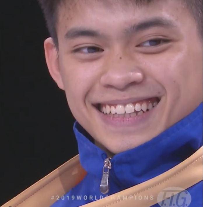 Carlos Yulo International Gymnastics Federation