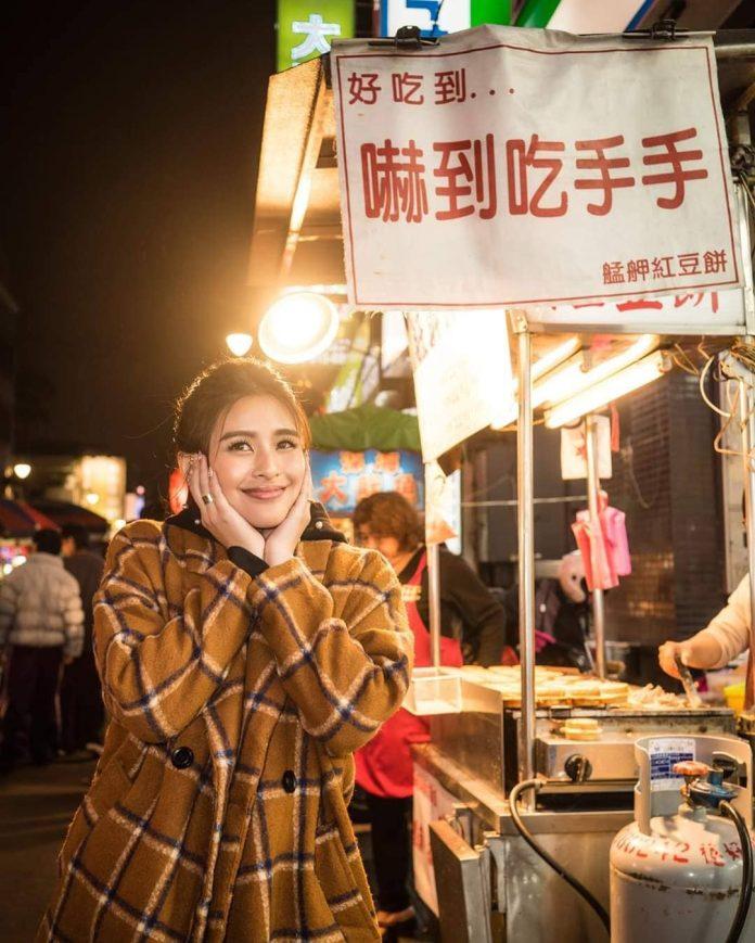 Gabbi Garcia Taiwan Tourism Ambassador