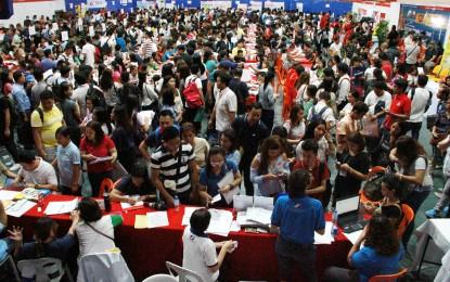 Jobless Filipinos