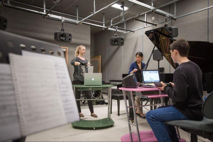 UP computer musical instrument