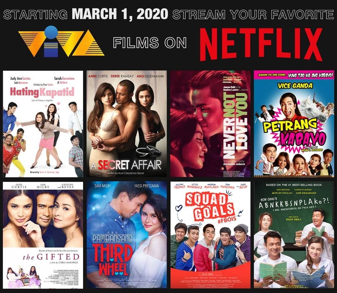 Netflix to carry more Filipino films for online streaming starting March 1  - Good News Pilipinas