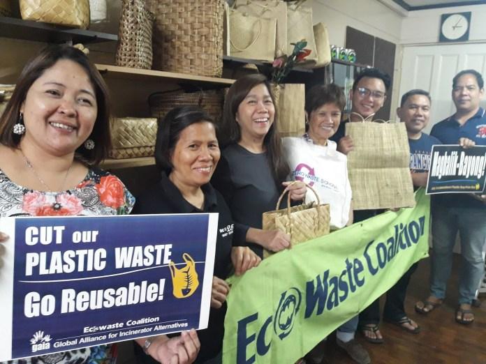 EcoWaste Shopping