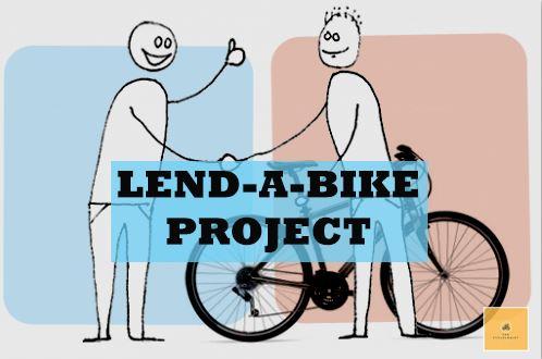 The Cyclelogist Lend-a-Bike