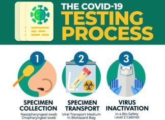 COVID-19 Testing Process