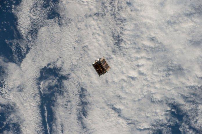 microsatellite Diwata-1 mission complete