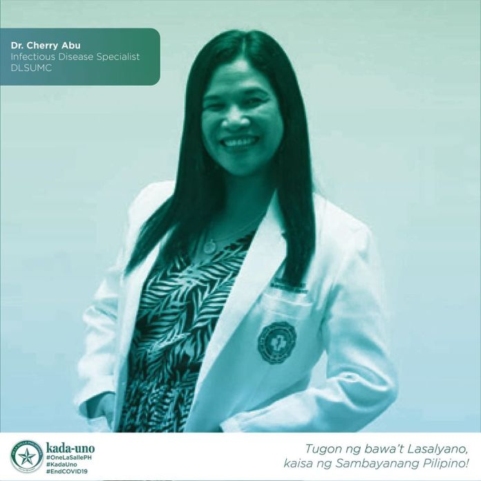 Dr. Cherry Abu COVID-19