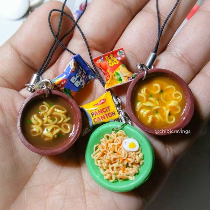 Scher Padilla miniature quarantine food