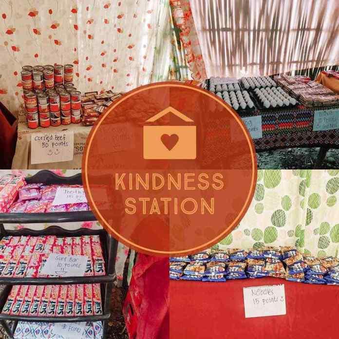 Pangasinan Kindness Station