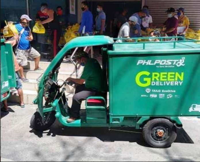 PHLPost Green Delivery