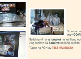 Tele-Kumusta electronic