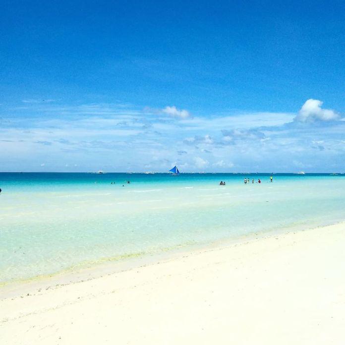 Boracay reopens beach