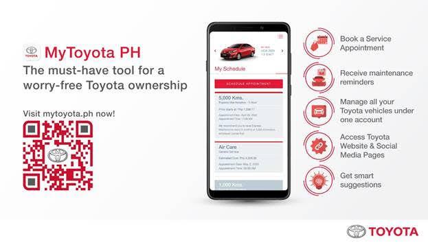 Toyota digital tool
