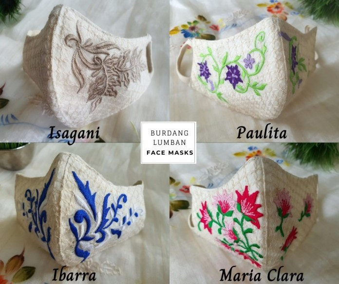 Burdang Lumban face masks