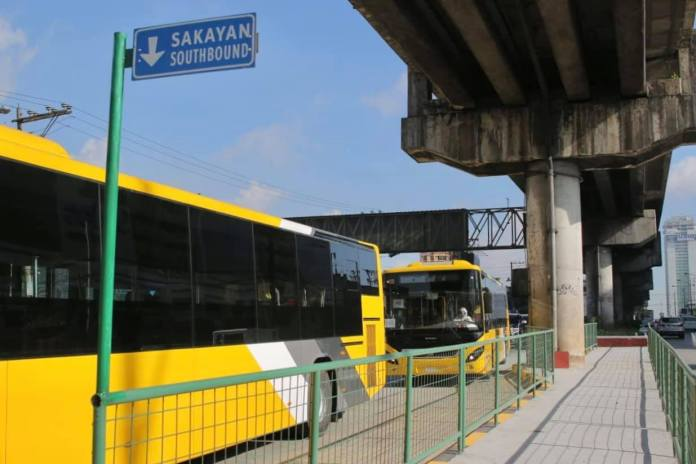 EDSA Busway System
