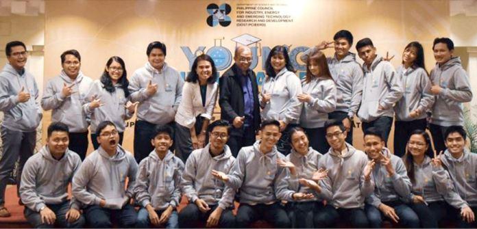 Filipino Young Innovators Finalists