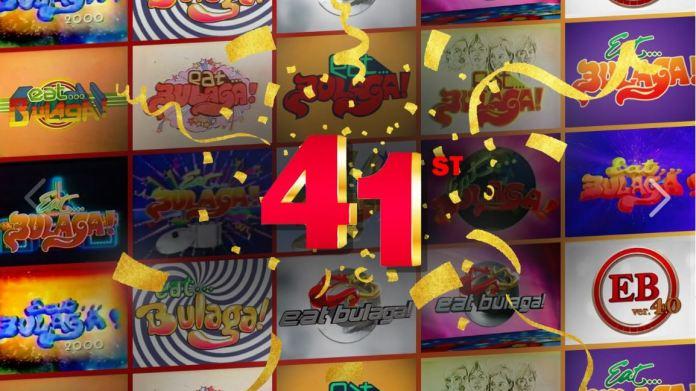 Eat Bulaga 41st anniversary