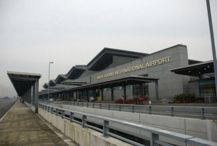 NAIA Terminal 3 resumes international flight