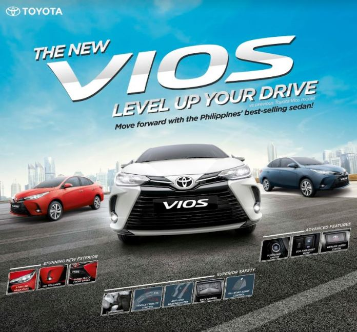 Upgraded Toyota Vios
