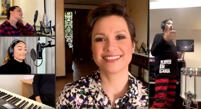 Lea Salonga's Dream Again