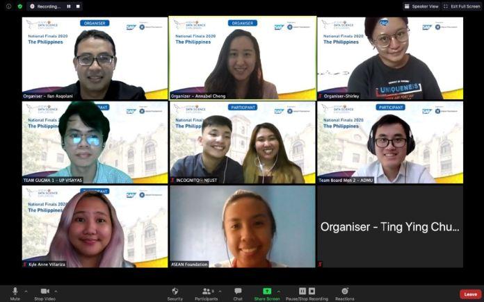 NEUST UPV Ateneo ASEAN Data Science Explorers