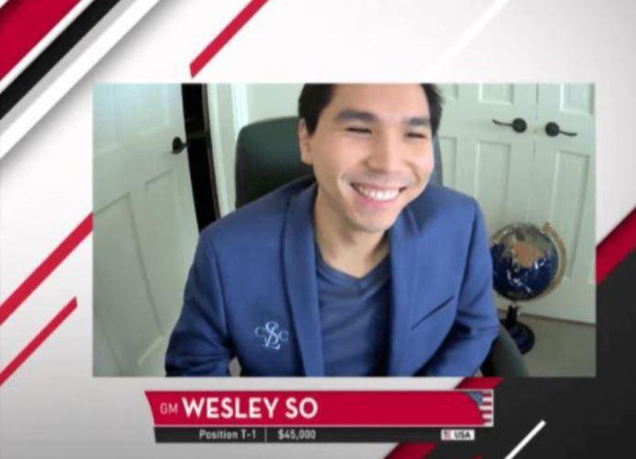 Wesley So Magnus Carlsen