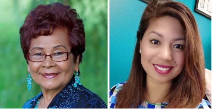 Virginia and Arlene Canada's top immigrants