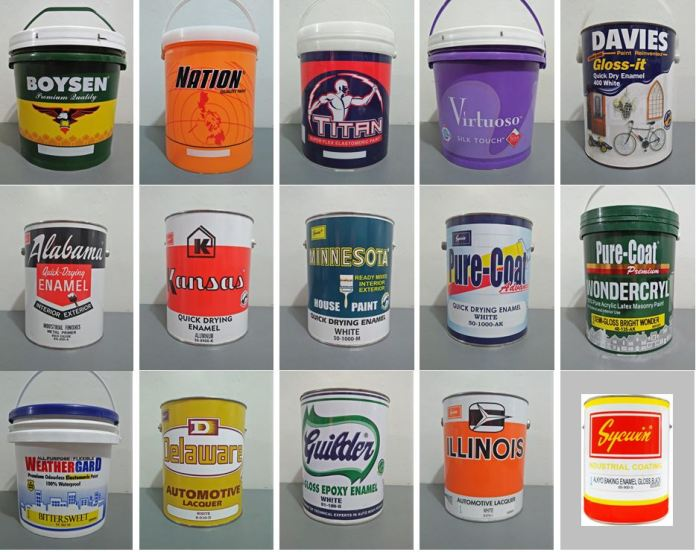 Philippine paint brands United States Certification