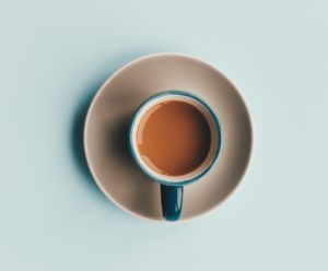 stay hydrated for better sleep, water before coffee