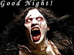 Download Horror Goodnight Messages Gud Night Images Stock