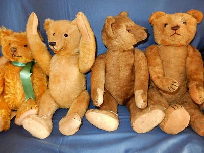 four teddy bear images download