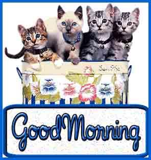 Full HD good morning wallpaper