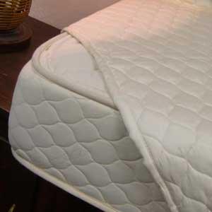 Organic Cotton Mattress Pads