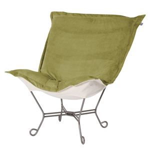 puff rocking chair replacement covers dining chairs at walmart shop rocker free shipping moss