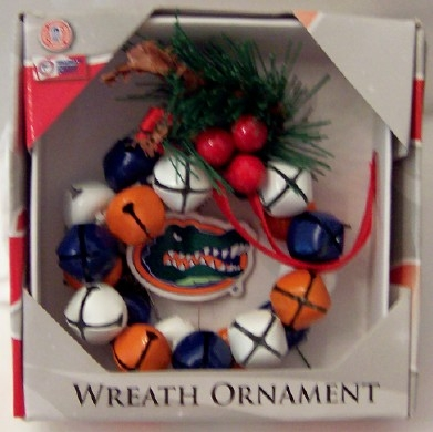 Florida Gators Christmas Ornaments